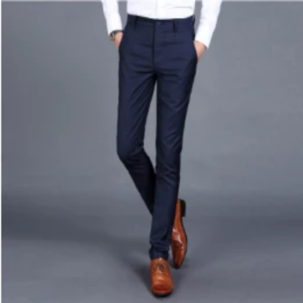 Leonard Formal Trousers - Lyndaz