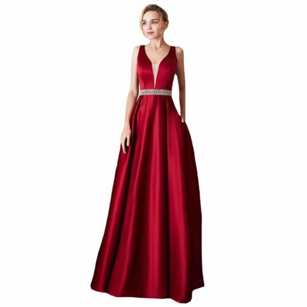 Belinda Bridesmaid Dress - Lyndaz