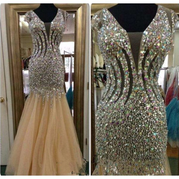Goldilocks Prom Dress - Lyndaz
