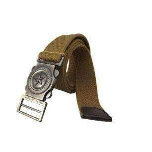 Fred Canvas Belt - Lyndaz