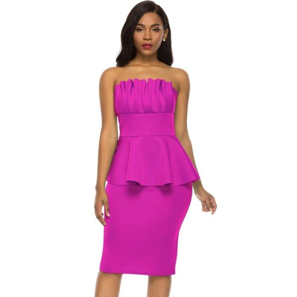 Gina bodycon dress - Lyndaz