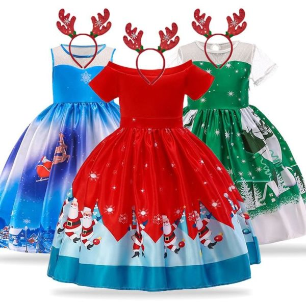 Kris Christmas Dress - Lyndaz