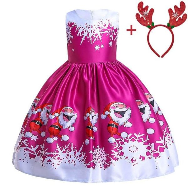 Kate Christmas Dress - Lyndaz