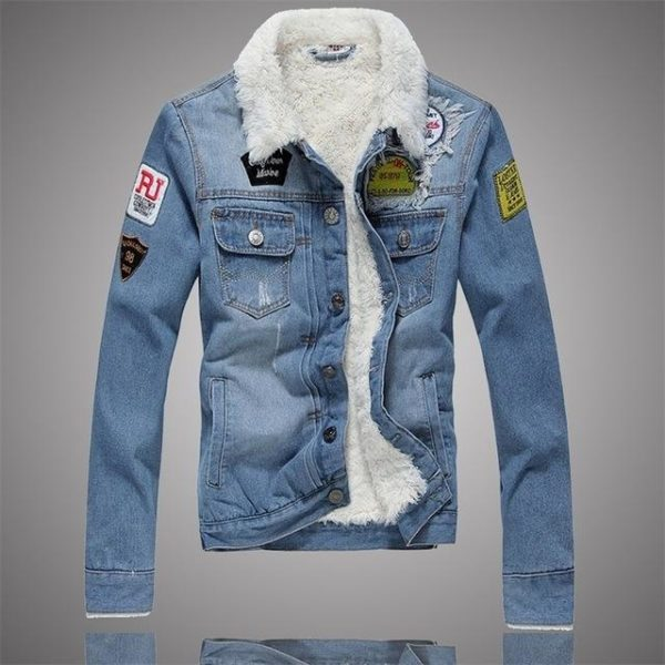 Maxwell Denim Jackets - Lyndaz