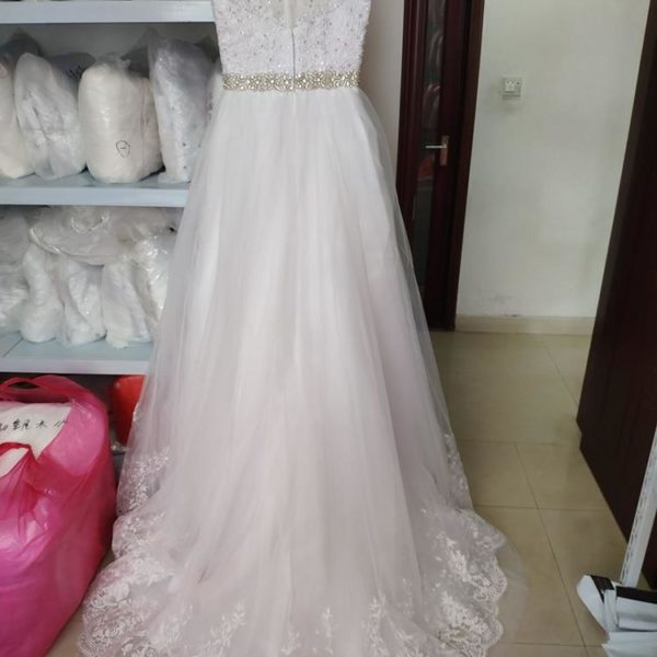 Savannah Wedding Dress - Lyndaz
