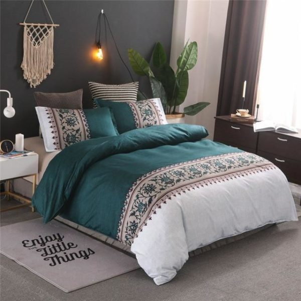 Acacia Quilt Covers Set - Lyndaz