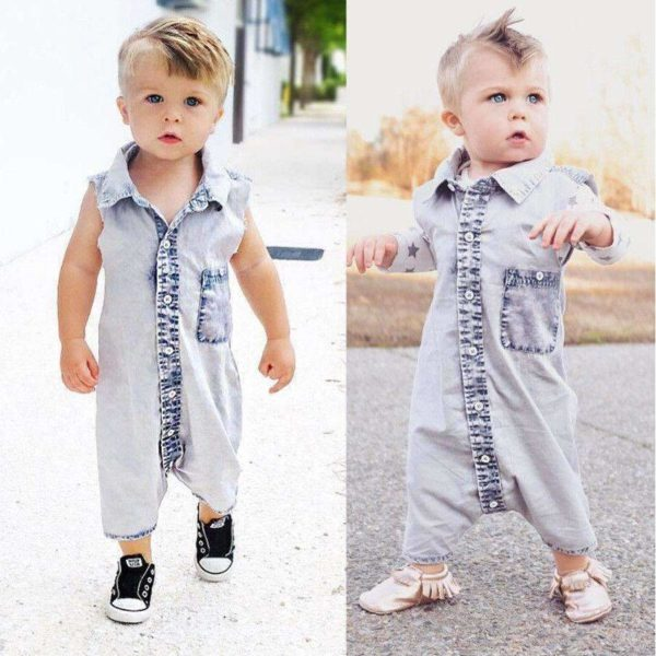 Charlie Denim Jumpsuit - Lyndaz
