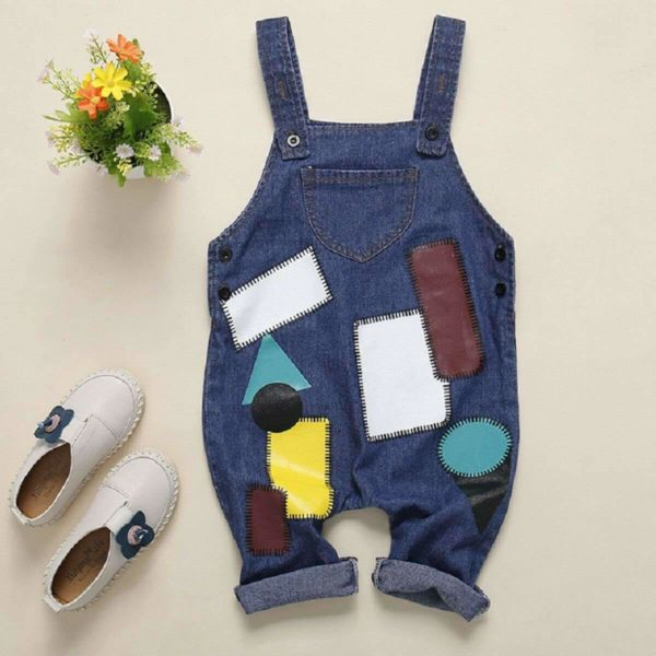 Harry Denim Jumpsuit - Lyndaz