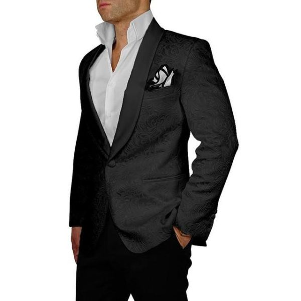 Cameron Formal Suit - Lyndaz