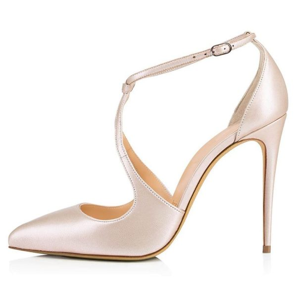 Demi Bridal Shoes - Lyndaz