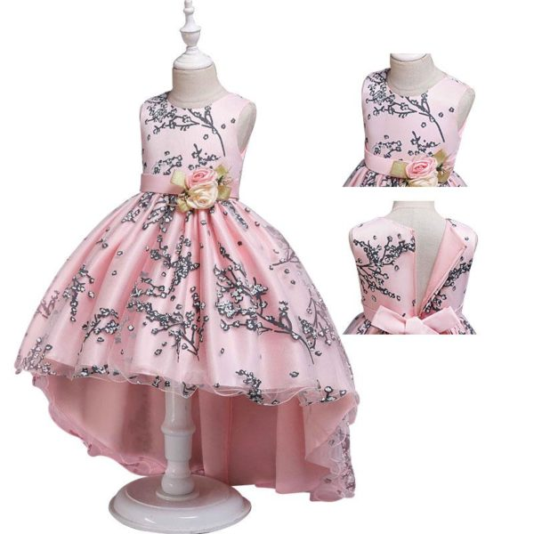 Tina flower girl dress - Lyndaz