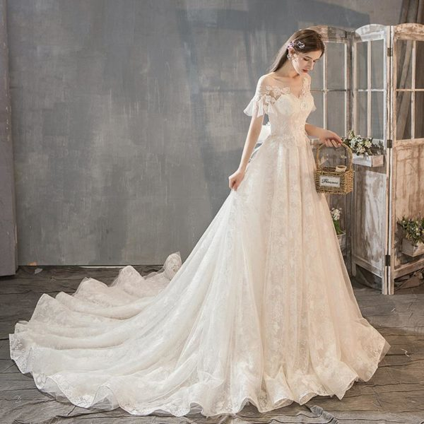 Brooklyn Wedding Dresses - Lyndaz