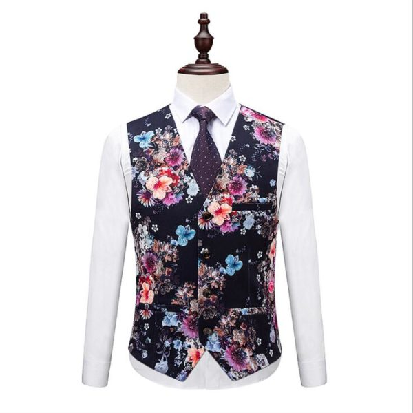 Donald Floral Suits - Lyndaz