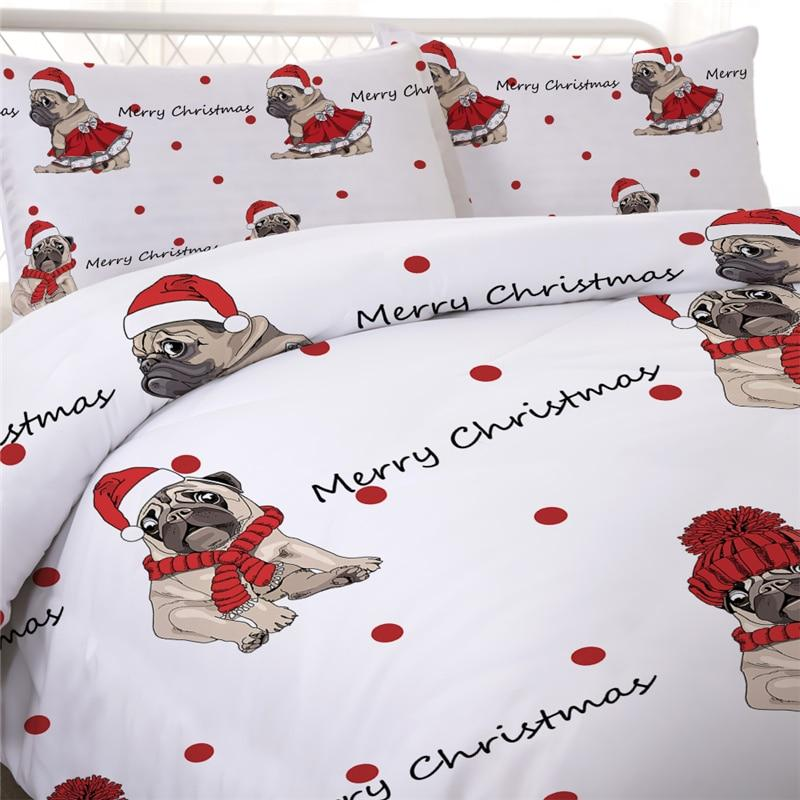 Hayes Christmas Bed Linen - Lyndaz