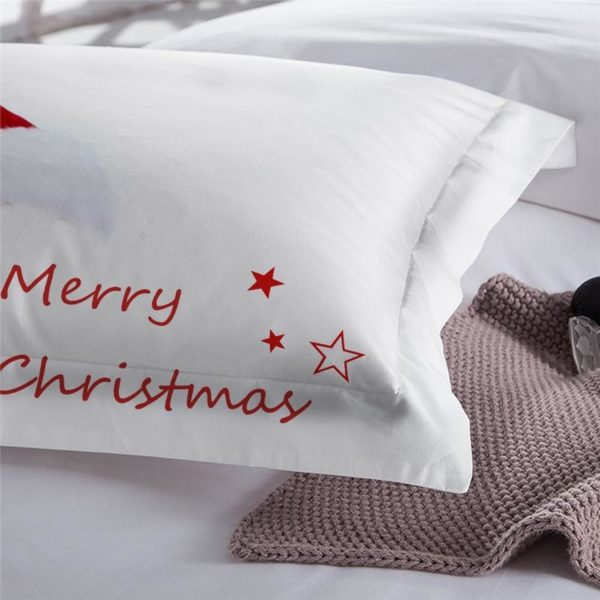 Woods Christmas Bed Linen - Lyndaz