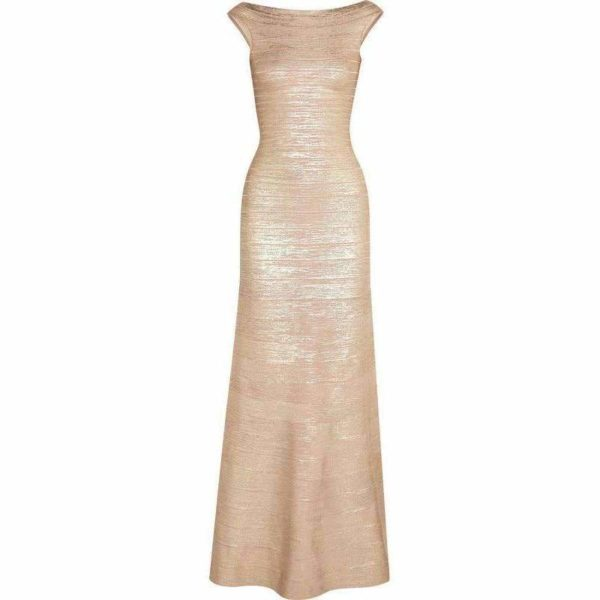 Veronica Mother of Bride Bandage Dress - Lyndaz