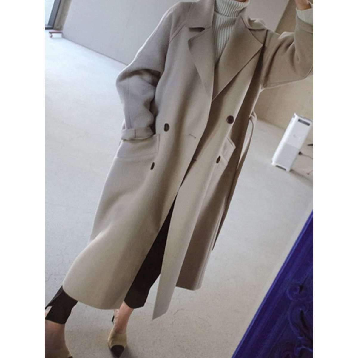 Janelle Trench Coat - Lyndaz