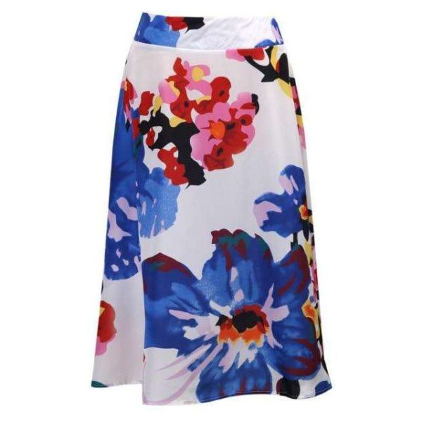 Carolina A-Line Skirt - Lyndaz