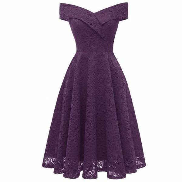 Marian Bridesmaid Dress - Lyndaz