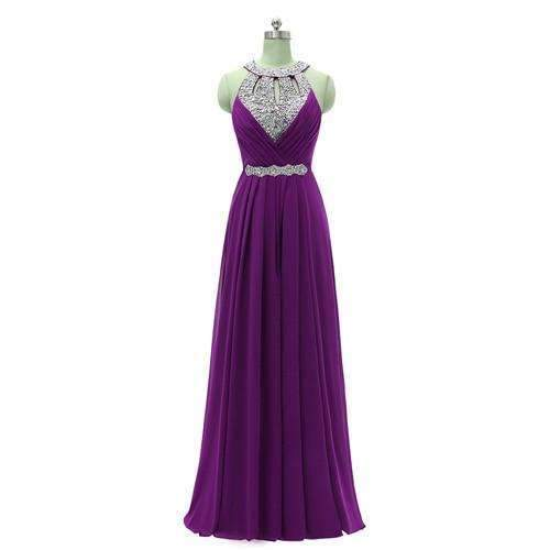 Valerie Halter Bridesmaid Dress - Lyndaz