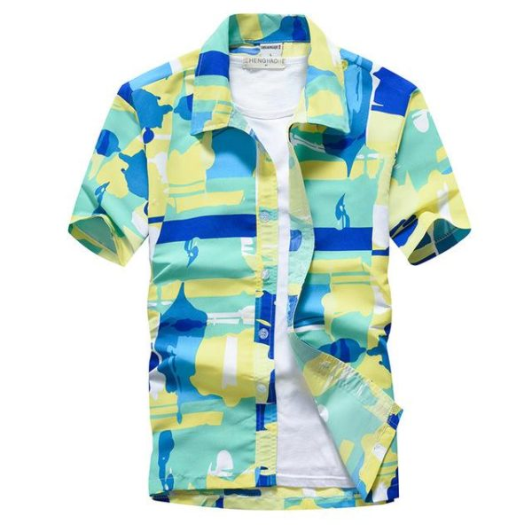 Bartlett Hawaiian Shirts - Lyndaz