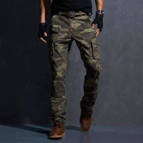 Max Tactical Pants - Lyndaz