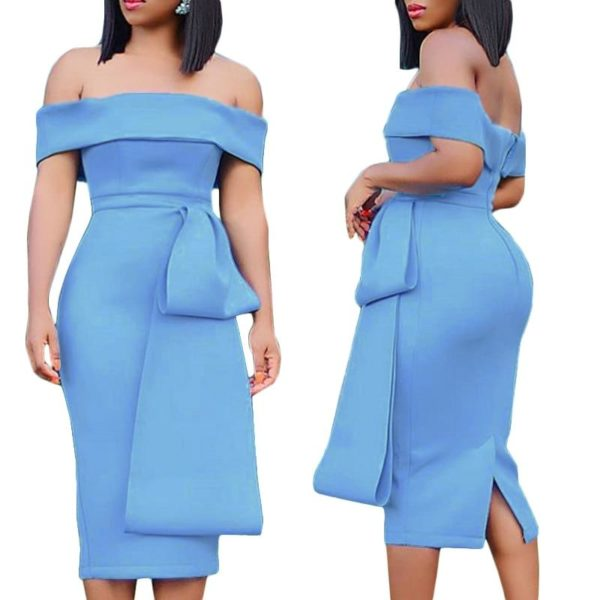 Kienna Elegant Dress - Lyndaz
