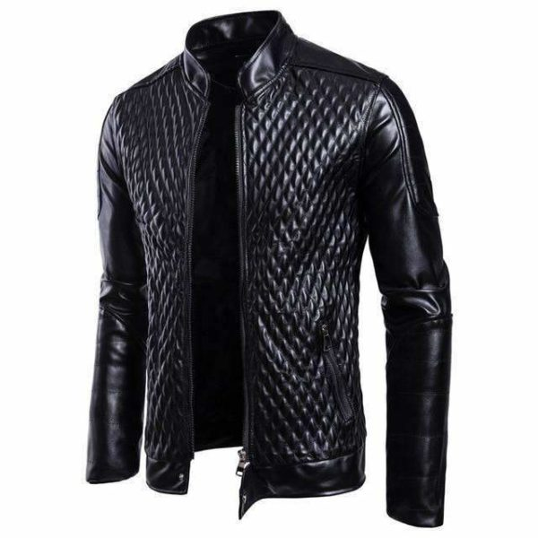Fulham Leather Jacket - Lyndaz