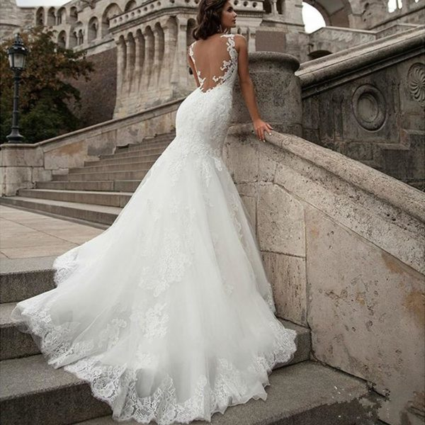 Everly Wedding Dresses - Lyndaz