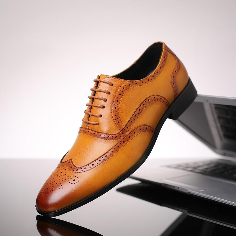 Ivor formal shoes - Lyndaz